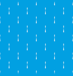 Scraper pattern seamless blue vector