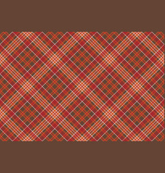 Warm color diagonal check square pixel seamless vector