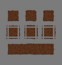 Tiles game pack vector