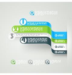 Creative design pattern vector image vector image