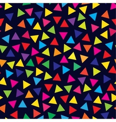 mosaic seamless pattern ornament background vector image