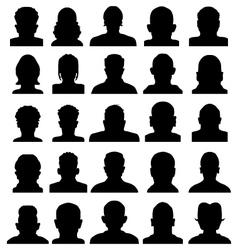 avatar profile vector image