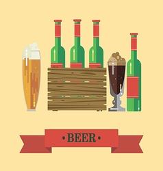 beer 001 01 vector image