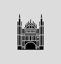 Marischal college vector