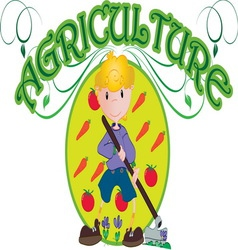 agric4 resize vector image