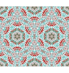 Abstract seamless festive pattern vector