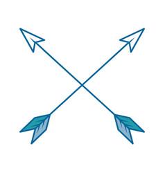 Arrows icon image vector