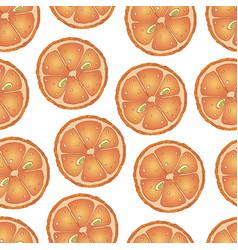 orange-01 vector image vector image