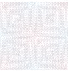 seamless linear wavy texture vector image