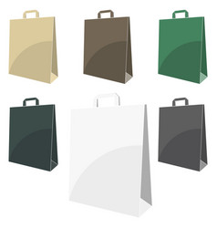 Pack set vector