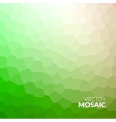 Abstract colorful voronoi mosaic wallpaper texture vector