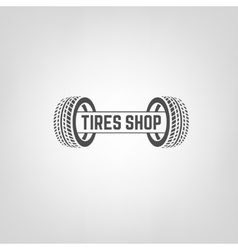 Tires shop logo-02 vector