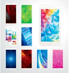 Technology Wallpaper vector image