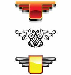 tribal tattoo designs vector image