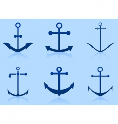 anchor2 vector image vector image