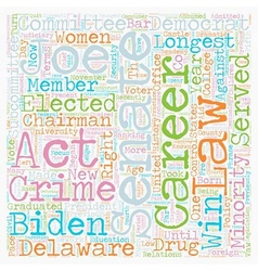 Joe biden democrat 1 text background wordcloud vector