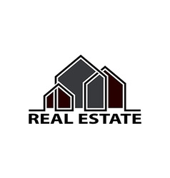 Real estate stock vector