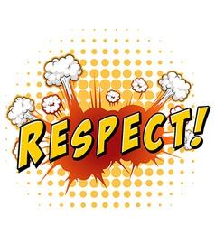 Respect vector