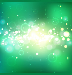 Shining summer background with light effects vector