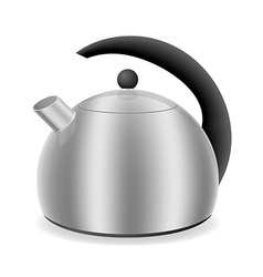 kettle 02 vector image