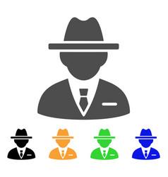 Agent icon vector