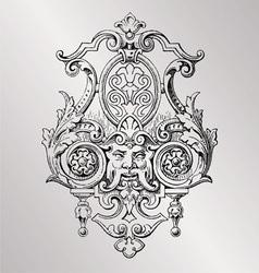 Victorian Decoration vector image