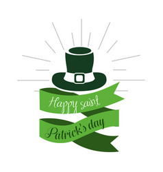 patricks day icon image vector image