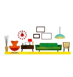 Room design vector