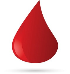 blood donation 2 resize vector image vector image