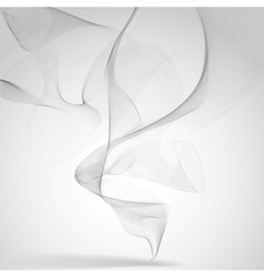 Smoke abstract background vector