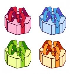 small box vector image