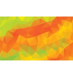 Abstract colorful geometrical background vector image