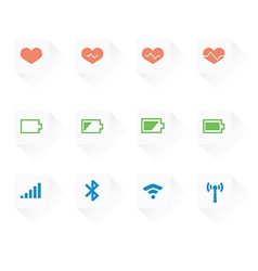 Web icons 48 vector