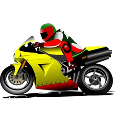 al 0833 moto 01 vector image vector image