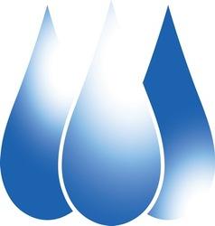 Blue drop 02 resize vector