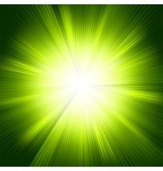 star burst vector image
