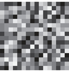 Abstract black and white geometrical background vector image