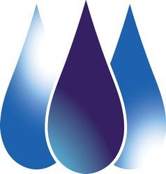 Blue drop 03 resize vector