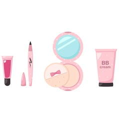 cosmetics cream vector image vector image
