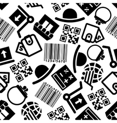 Ecommerce and online shopping seamless pattern vector