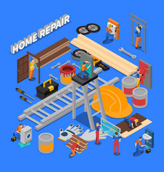 Home repair composition vector