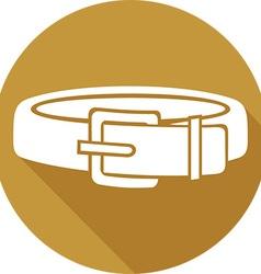 Dog Collar Icon vector image