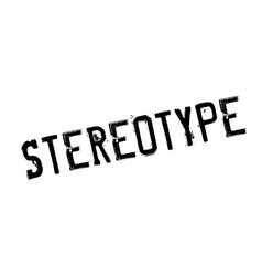 Stereotype Vector Images (over 990)