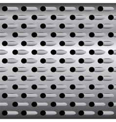 Background texture steel grater background vector