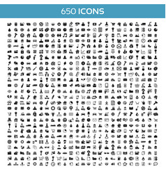 Icons collection2 vector