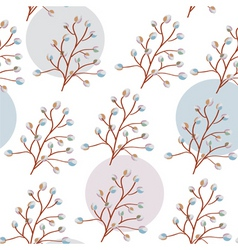 Willow seamless vector