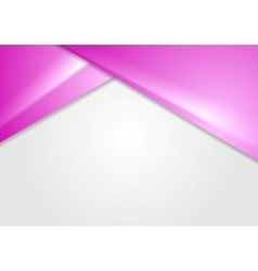 Pink purple corporate background vector