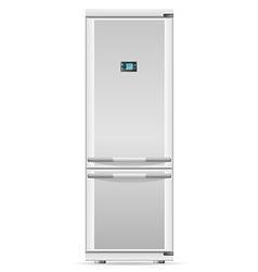 refrigerator 02 vector image vector image