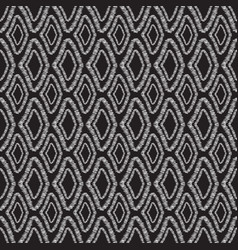 Seamless pattern tribal vector