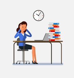 Concept of deadline vector